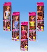 72 Units of 11 Doll in box 4 asst. dress - Dolls