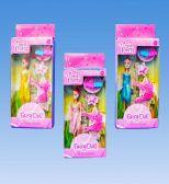 72 Units of Doll in box 3 asst. dress - Dolls