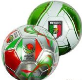 10 Units of Official Size Mexican Soccer Balls - Balls
