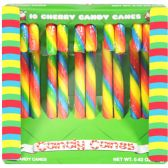 48 Units of SOO SOO SWEET CANDY CANE 10 CT 4.2 OZ CHERRY - Food & Beverage