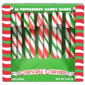 48 Units of SOO SOO SWEET CANDY CANE 10 CT 4.2 OZ PEPPERMINT - Food & Beverage