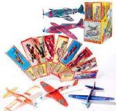 144 Units of 48 Piece World War Ii Glider W/Propeller - Cars, Planes, Trains & Bikes