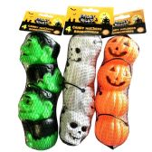 "36 Units of PARTY SOLUTIONS MINI HALLOWEEN BUCKET 2"" 4 PK ASTD - Halloween & Thanksgiving"