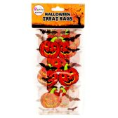 36 Units of PARTY SOLUTIONS HALLOWEEN TREAT BAGS - Halloween & Thanksgiving