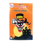 36 Units of PARTY SOLUTIONS HALLOWEEN PHOTO PROPS CONTAINS 6 PROPS - Halloween & Thanksgiving