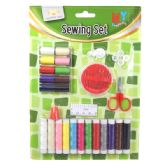 48 Units of Large Sewing Kit - Sewing Supplies