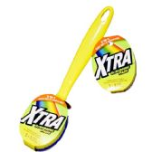 48 Units of Xtra Scrubbing Sponge with Handle - Scouring Pads & Sponges