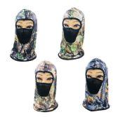 36 Units of Ninja Face Mask [Camo with Mesh] - Unisex Ski Masks