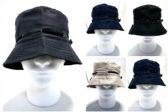 48 Units of Bucket Fishing Hat - Bucket Hats