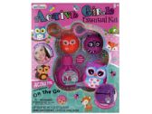 36 Units of Happy Critters Active Girl Essentials Kit - Girls Toys
