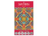 72 Units of Infinite Reflections Adult Coloring Poster Set - Coloring & Activity Books