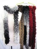 24 Units of Womens Fashion Knit Winter Scarf - Womens Fashion Scarves