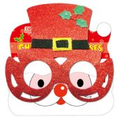 120 Units of Xmas Window Cling - Christmas Decorations