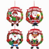 120 Units of Xmas Hanging Decoration - Christmas Decorations