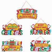 144 Units of Xmas Hanging Decoration - Christmas Decorations