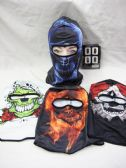 48 Units of Winter Warm Character Face Ski Mask - Unisex Ski Masks