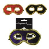 120 Units of Masquerade mask - Costumes & Accessories