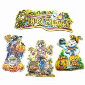 96 Units of Twenty Two Inch Halloween Three D Cutout - Halloween & Thanksgiving