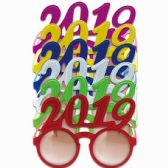 144 Units of Happy New Year Glasses - New Years
