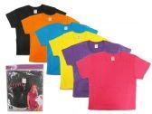 72 Units of Lady's Crew Neck Shirt - Womens Fashion Tops