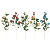 48 Units of Long Rose - Artificial Flowers