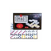 24 Units of Large Domino Set - Dominoes & Chess