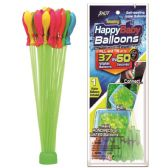 72 Units of Water Balloon With Filler Cap - Water Balloons