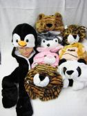 36 Units of Kid's Assorted Winter Animal Hats - Winter Animal Hats