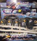 48 Units of Car Alarm Shocking Key Chain Prank Toy - Toy Sets