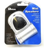 36 Units of Foldabel Portable Mini Light weight Speaker - Speakers and Microphones