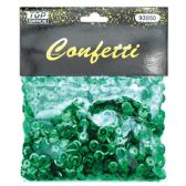 144 Units of Sequins Green - Craft Glue & Glitter