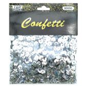 144 Units of Sequins Silver - Craft Glue & Glitter