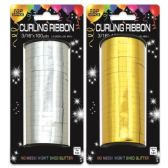 96 Units of Ribbon Iridescent Gold And Silver - Bows & Ribbons