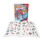 72 Units of Spiderman Kids Activity Coloring Book - Coloring & Activity Books