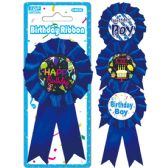 144 Units of Birthday Badge - Party Banners