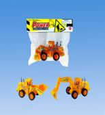 48 Units of Construction Truck In Bag - Cars, Planes, Trains & Bikes