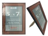48 Units of Brown Desinger Trend Photo Frame 5x7 - Picture Frames