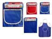 24 Units of Kitchen Apron with Pocket - Kitchen Aprons