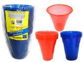 24 Units of 15pc Plastic Tumbler Cups - Cups