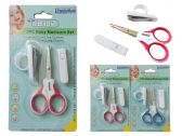 144 Units of 3pc Baby Manicure Set - Manicure and Pedicure Items