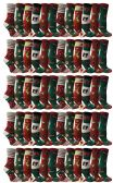 60 Pairs of Christmas Printed Socks, Fun Colorful Festive, Crew, Knee High, Fuzzy, Or Slipper Sock by WSD (Size 9-11) - Store
