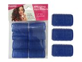48 Units of 8pc Cling Hair Rollers - Garden Planters and Pots