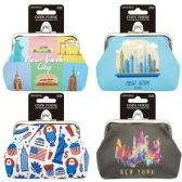 144 Units of Coin Purse NY - Leather Purses and Handbags