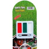192 Units of FACE PAINT KIT ON BLISTER CARD - Costumes & Accessories