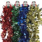 36 Units of Tinsel Christmas Garland 9ft - Christmas Decorations