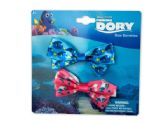 72 Units of H.E.R Finding Dory Hair Bows Set of 2 - Hair Accessories