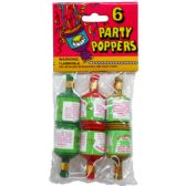 240 Units of PARTY POPPERS - Party Favors