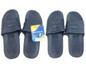 48 Units of Men's Slippers Assorted Colors - Men's Slippers
