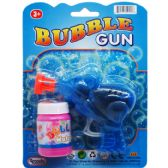 108 Units of BUBBLE GUN ON BLISTER CARD - Bubbles