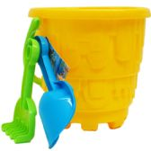 36 Units of BEACH TOY BUCKET - Beach Toys